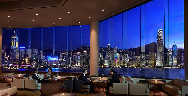 InterContinental Hong Kong Lobby Bar