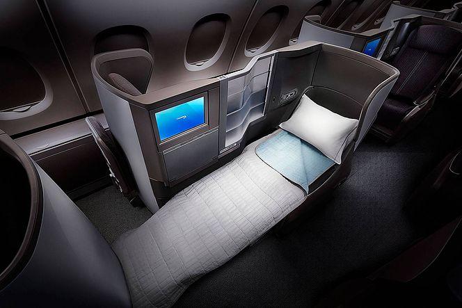 British Airways Business Class 3