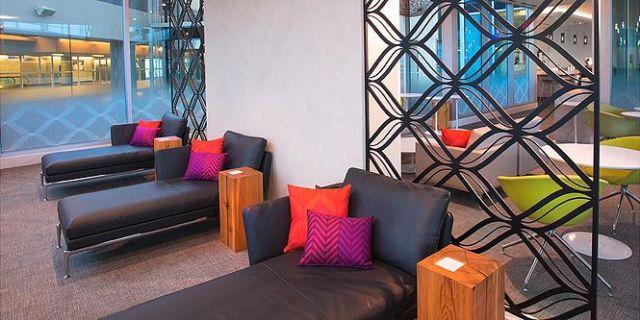 DFW Airport Amex Centurion Lounge