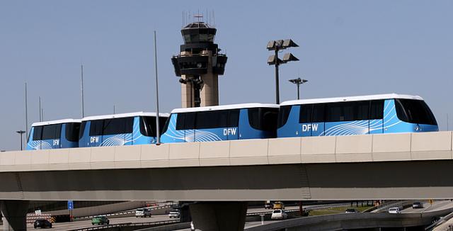 DFW Airport Skylink