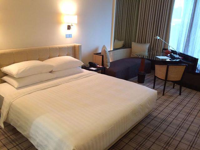 Grand Hyatt Bangkok Club Room 1