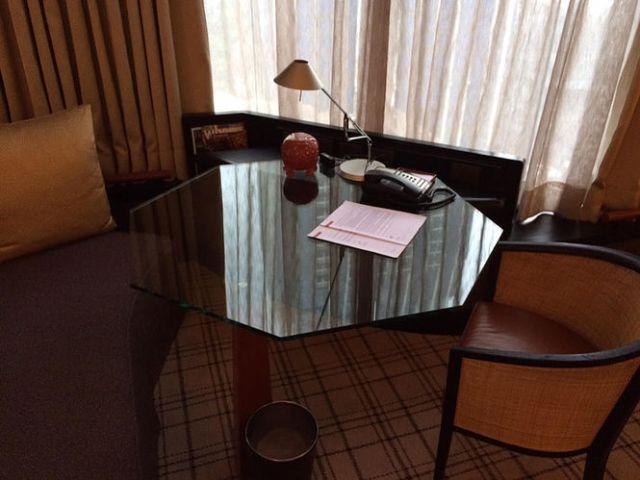 Grand Hyatt Bangkok Club Room 3