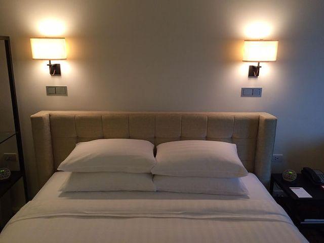 Grand Hyatt Bangkok Club Room 4