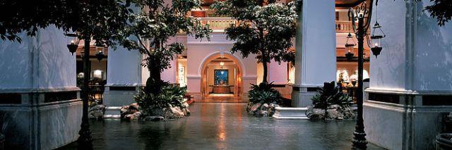 Grand Hyatt Bangkok Lobby