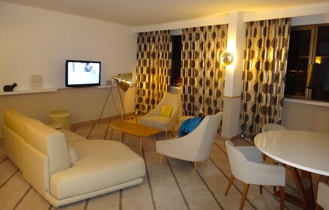 Hyatt Regency Etoile Paris Suite
