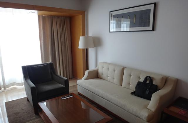 Park Hyatt Chennai Suite
