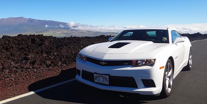 Roadtrip in Hawaii