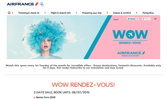 AF Website Ad
