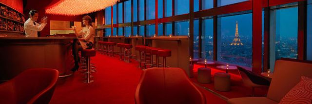 Bar La Vue - Hyatt Regency Etoile Paris
