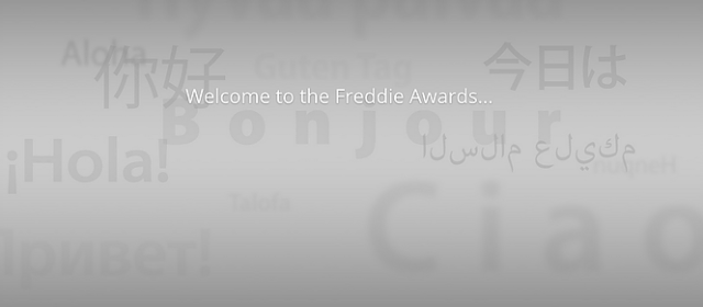 Freddie Awards Template