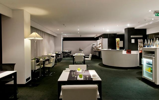 Hilton Madrid Airport Executive Lounge
