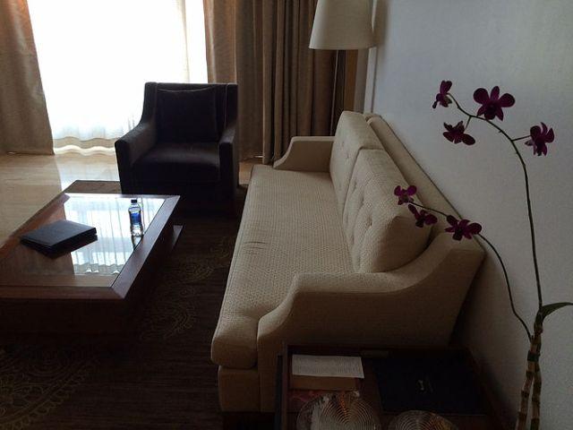 Park Hyatt Chennai - Park Suite Living Room