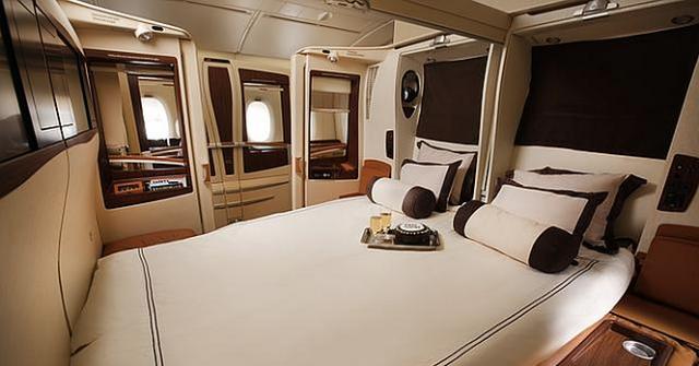 Singapore Airlines Suites Class