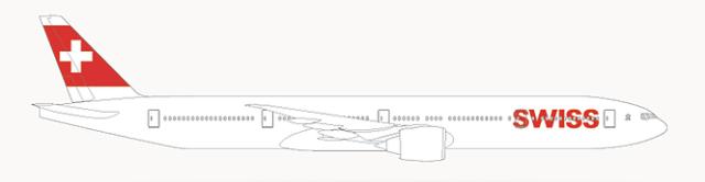 Swiss Boeing 777-300ER Profile