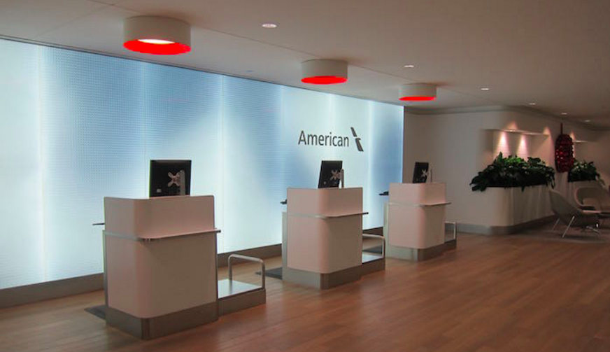 American Flagship Check-In