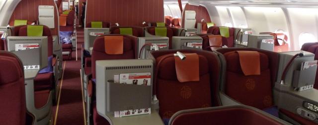 Hainan Airlines Bueinss Class