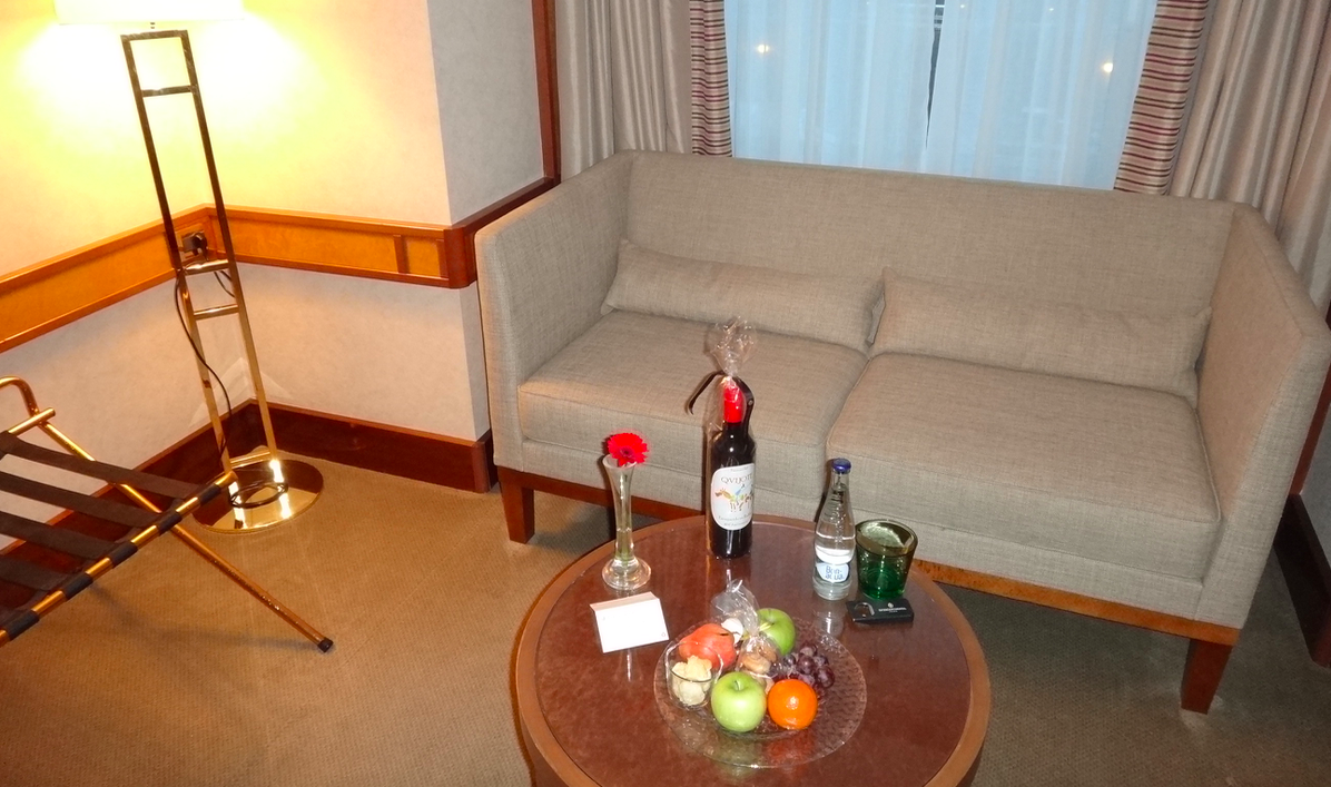 IC Prague Room - Preview