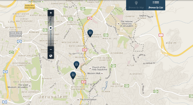 LHW - Hotels in Jerusalem