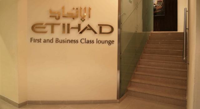 Etihad LHR T4 Lounge #1