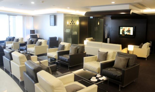 Etihad LHR T4 Lounge #3