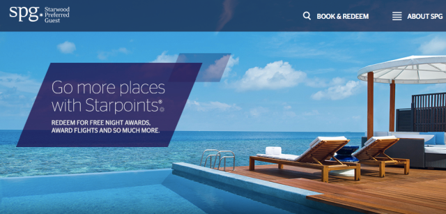 Buy SPG Points