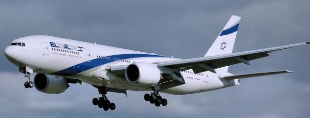 ElAl Boeing 777-200ER