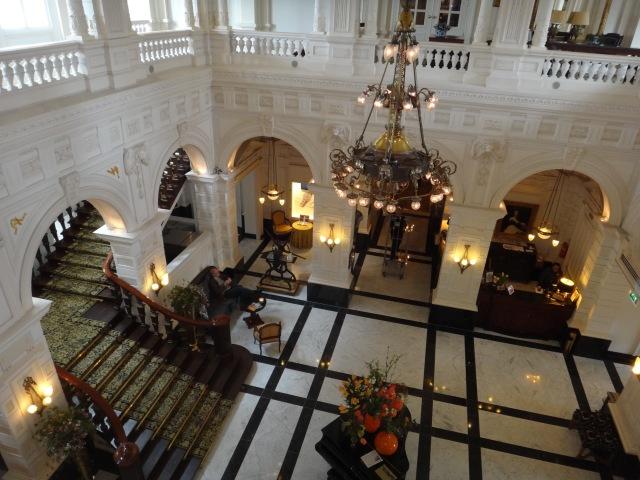 IC Amstel Main Hall 1
