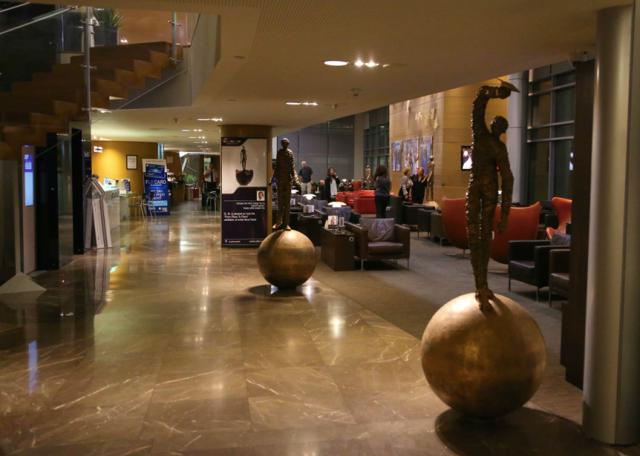 King David Lounge - TLV