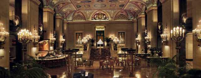 Palmer House Lobby