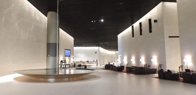 Qatar Airways First Class Lounge DOH