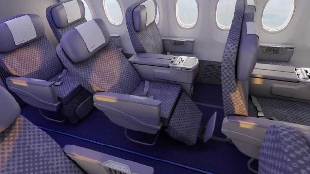 ElAl Business Class Boeing 737