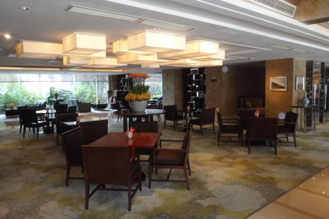 InterContinental Chengdu Century City Club Lounge