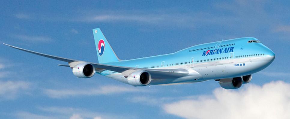 Korean Air Boeing 747-8