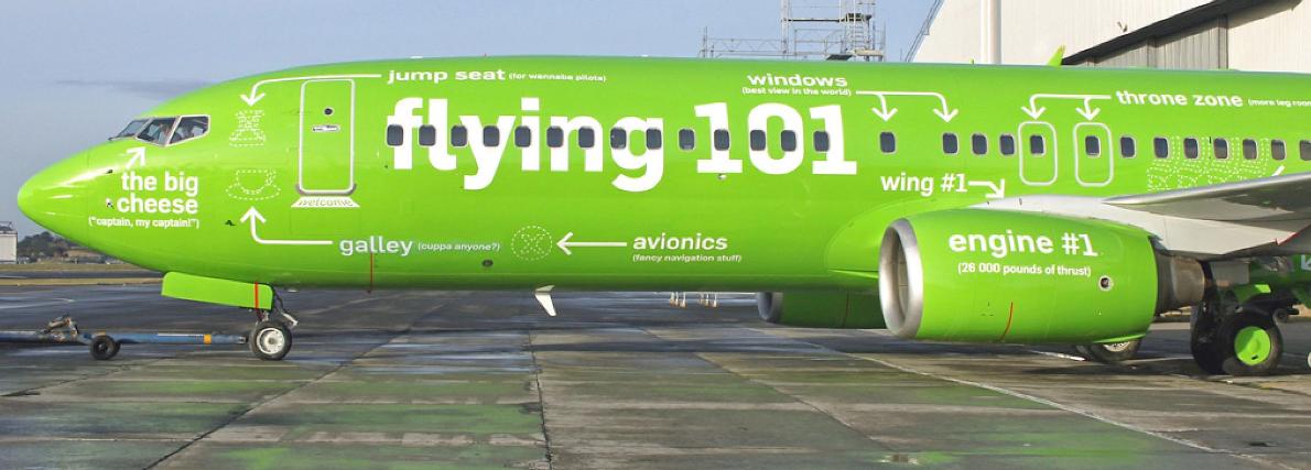 Kulula Livery - Flying 101