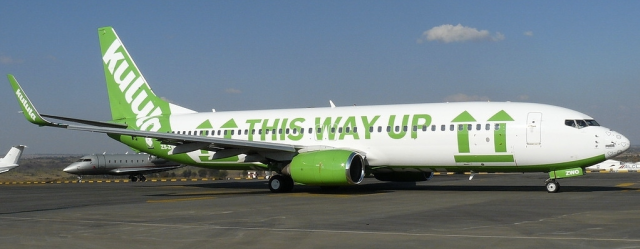 Kulula Livery - This Way Up