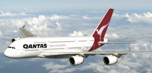 qantas Airbus A350