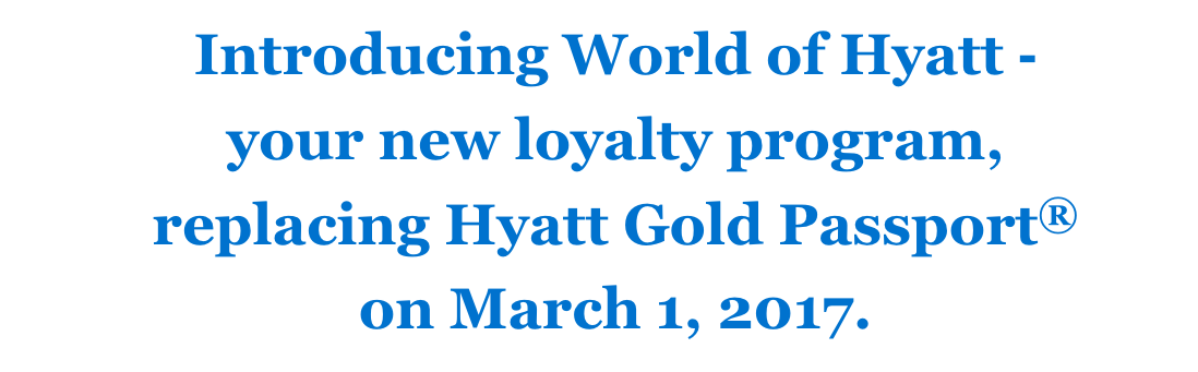 world-of-hyatt-announcement