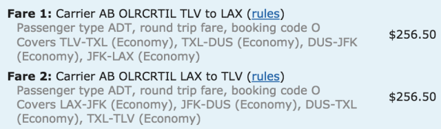 ab-fare-basis-for-tlv-lax