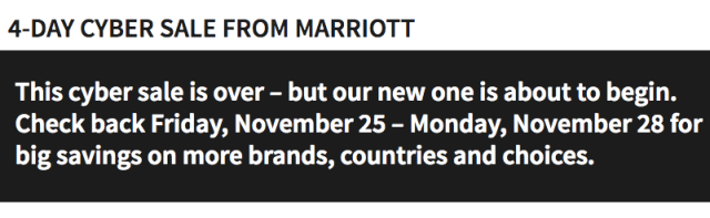 marriott-black-friday-weekend-sale