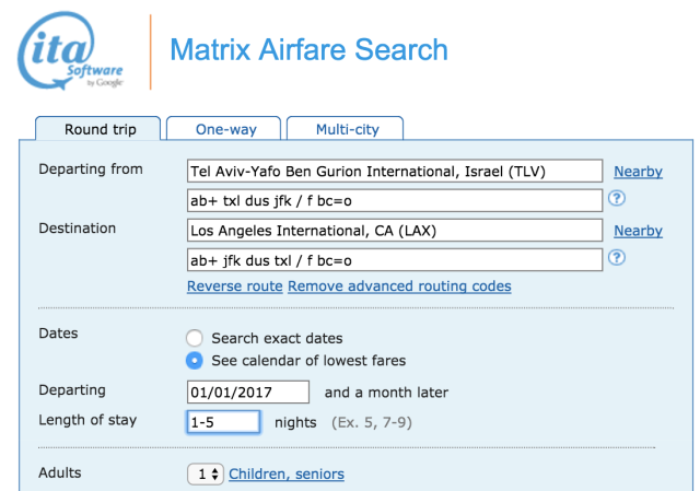 matrix-search-tlv-lax-on-ab