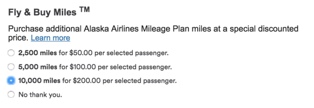 alaska-flybuy-purchase-miles