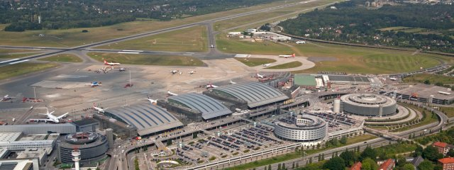 Flughafen Hamburg