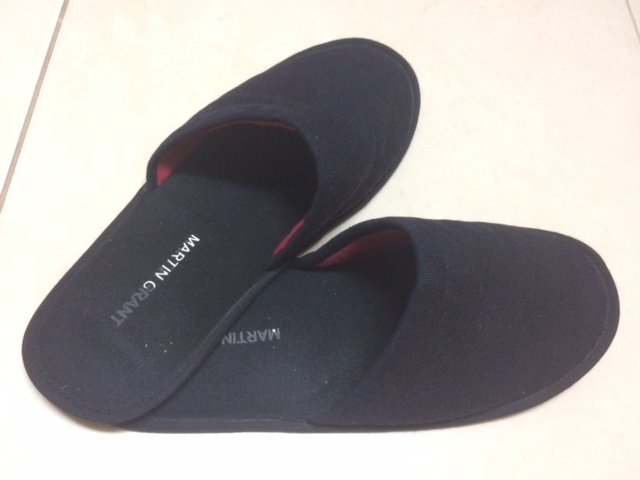 qantas-first-class-slippers