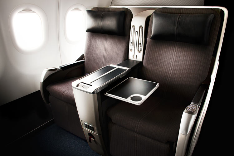 BA1 Airbus A318 Flat-bed Seats