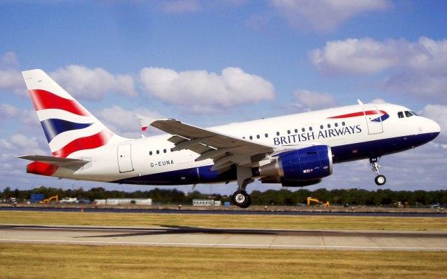 BA1 Airbus A318