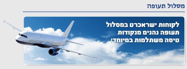 Earn BA Avios with Isracard