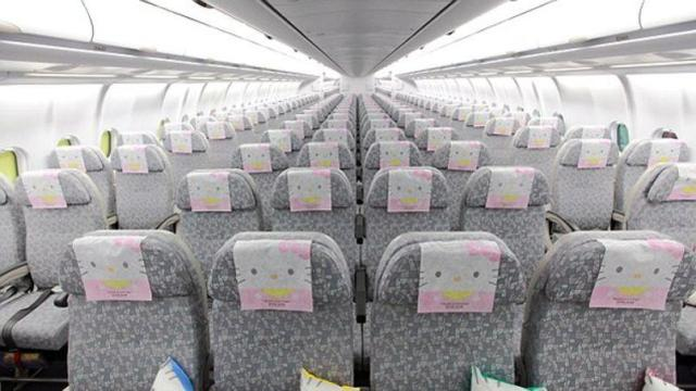 EVA Air Hello Kitty 6