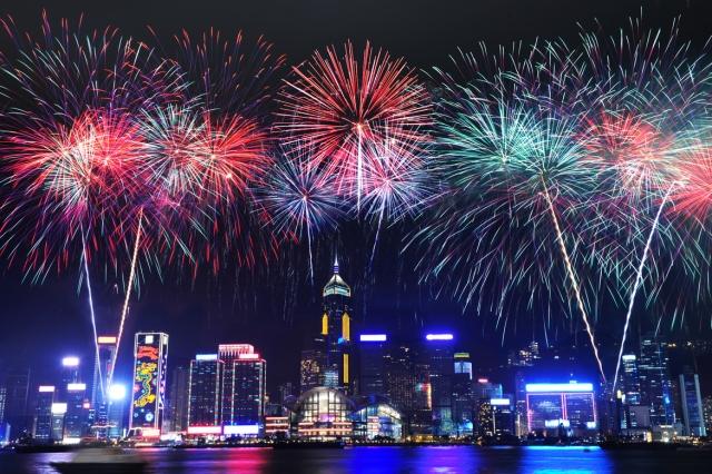 HK Fireworks