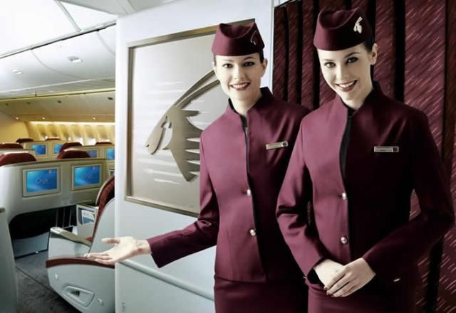 Qatar Airways Welcome
