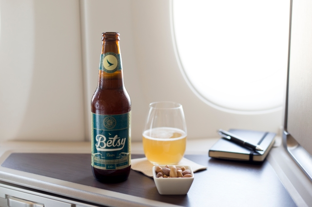 Cathay Betsy Beer